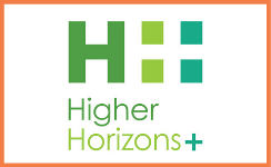 Higher Horizons+ logo