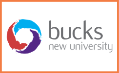 Bucks New University logo