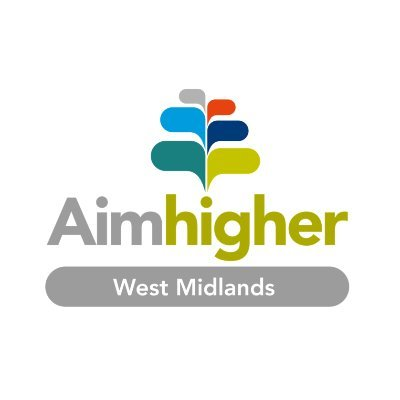 Aimhigher West Midlands logo